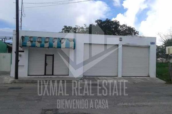 Foto de local en venta en  , nora quintana, mérida, yucatán, 5406989 No. 01