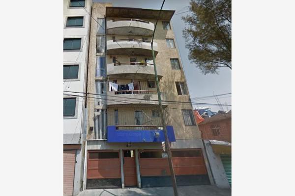 Foto de departamento en venta en norma 63, doctores, cuauhtémoc, distrito federal, 6168189 No. 02