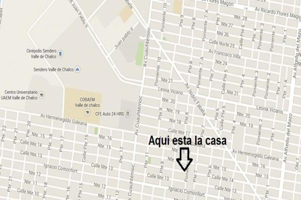 Foto de casa en venta en norte 14 14, niños héroes ii sección, valle de chalco solidaridad, méxico, 8877266 No. 11