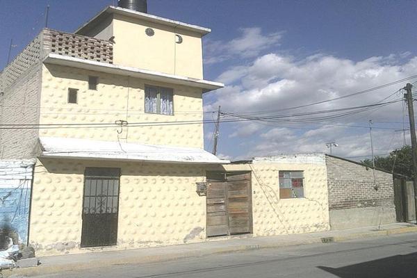 Foto de casa en venta en norte 14, carlos salinas de gortari, valle de chalco solidaridad, méxico, 8872651 No. 01