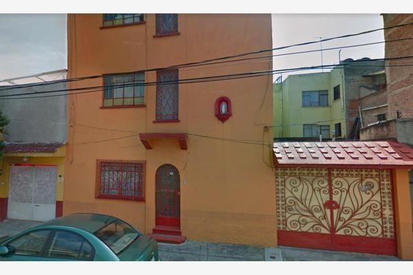 Foto de casa en venta en norte 24 53, industrial, gustavo a. madero, df / cdmx, 7285464 No. 01