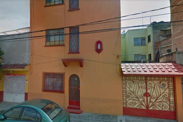 Foto de casa en venta en norte 24 53, industrial, gustavo a. madero, df / cdmx, 5812250 No. 01