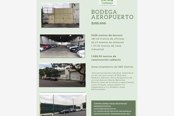 Foto de nave industrial en renta en norte 43 210, industrial puerto aéreo, venustiano carranza, df / cdmx, 8898598 No. 09