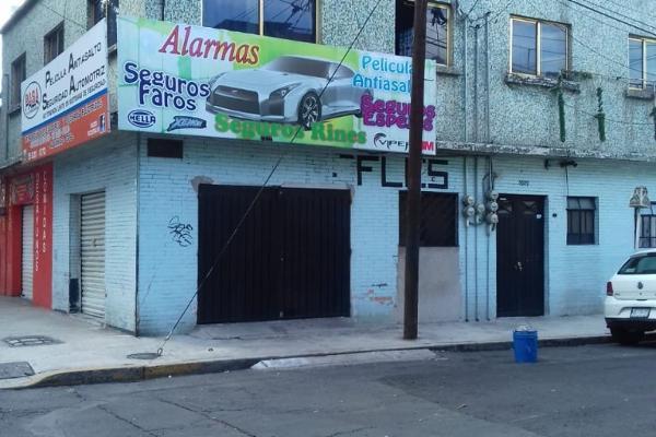 Foto de terreno habitacional en venta en norte 54 5202 , la joyita, gustavo a. madero, df / cdmx, 16404576 No. 01