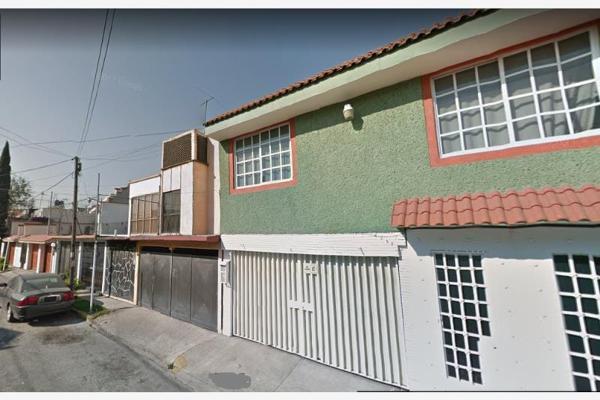 Foto de casa en venta en norte 82 6550, san pedro el chico, gustavo a. madero, df / cdmx, 5414694 No. 01