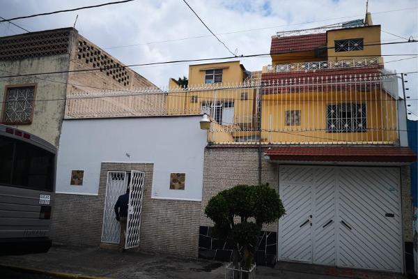Foto de casa en venta en norte 90 , gertrudis sánchez 1a sección, gustavo a. madero, df / cdmx, 0 No. 01