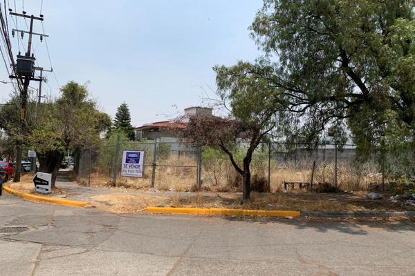 Foto de terreno habitacional en venta en novelistas , ciudad satélite, naucalpan de juárez, méxico, 0 No. 02