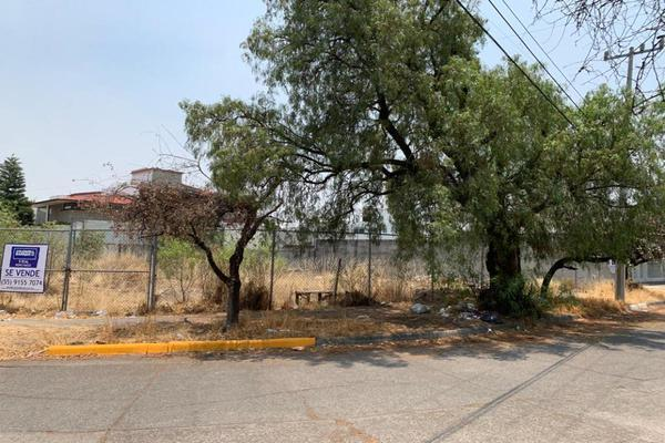 Foto de terreno habitacional en venta en novelistas , ciudad satélite, naucalpan de juárez, méxico, 0 No. 04