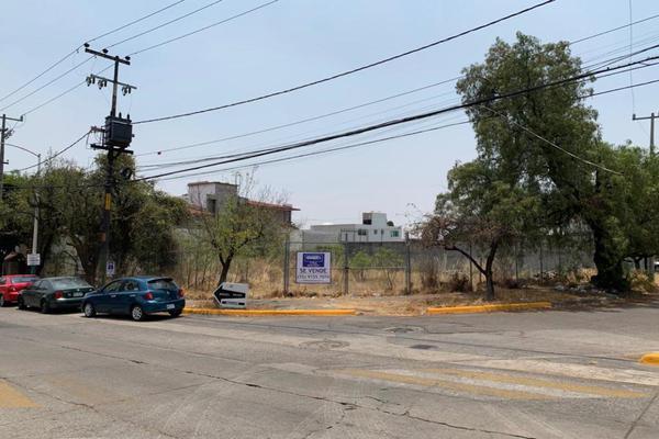 Foto de terreno habitacional en venta en novelistas , ciudad satélite, naucalpan de juárez, méxico, 0 No. 05