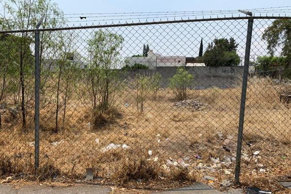 Foto de terreno habitacional en venta en novelistas , ciudad satélite, naucalpan de juárez, méxico, 0 No. 06