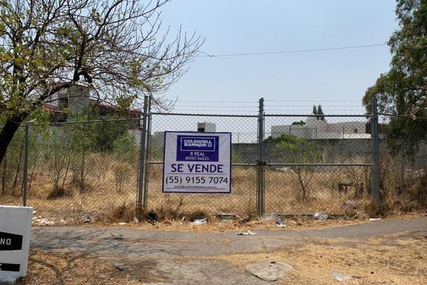 Foto de terreno habitacional en venta en novelistas , ciudad satélite, naucalpan de juárez, méxico, 0 No. 07