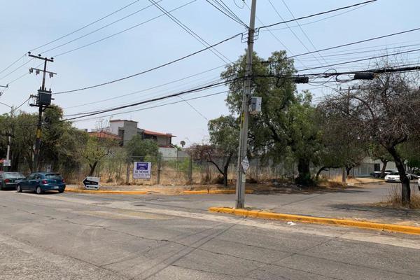 Foto de terreno habitacional en venta en novelistas , ciudad satélite, naucalpan de juárez, méxico, 0 No. 08