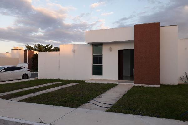 Foto de casa en venta en np , gran santa fe, mérida, yucatán, 14027698 No. 01