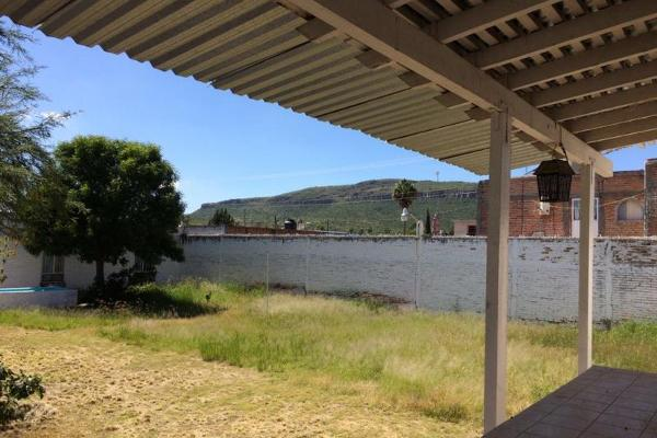 Foto de rancho en venta en nueva 222, pabellón de hidalgo, rincón de romos, aguascalientes, 4661202 No. 13