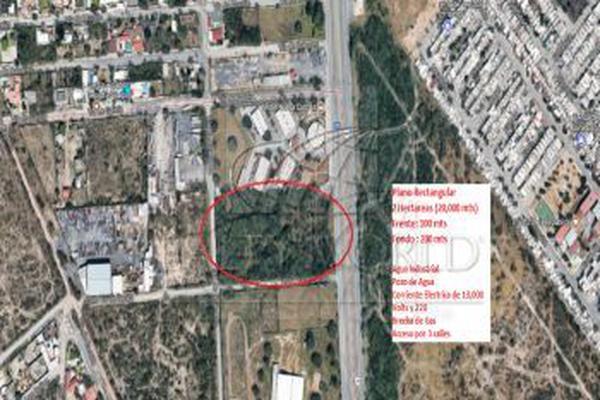 Foto de terreno habitacional en venta en  , nueva castilla, general escobedo, nuevo león, 3571873 No. 01