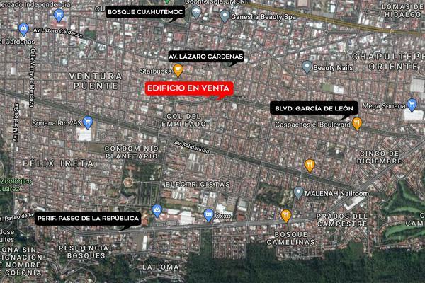 Foto de edificio en venta en  , nueva chapultepec, morelia, michoacán de ocampo, 17285056 No. 02