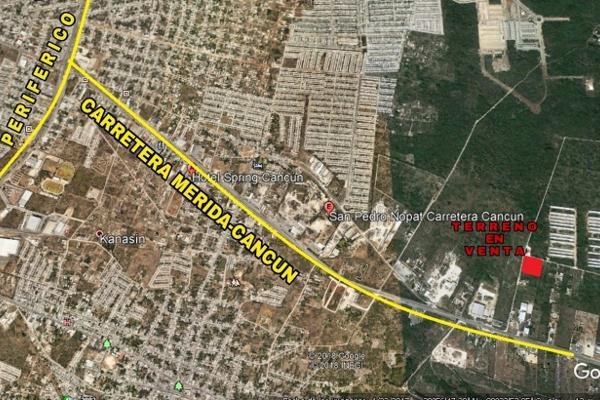 Foto de terreno habitacional en venta en  , nueva kukulkan, mérida, yucatán, 2636240 No. 01