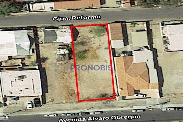 Foto de terreno habitacional en venta en  , nueva, mexicali, baja california, 16631729 No. 03