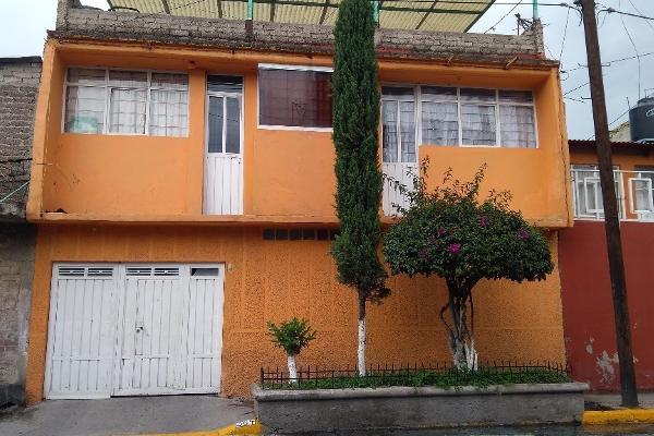 Foto de casa en venta en nueve , esperanza, nezahualcóyotl, méxico, 5398192 No. 01