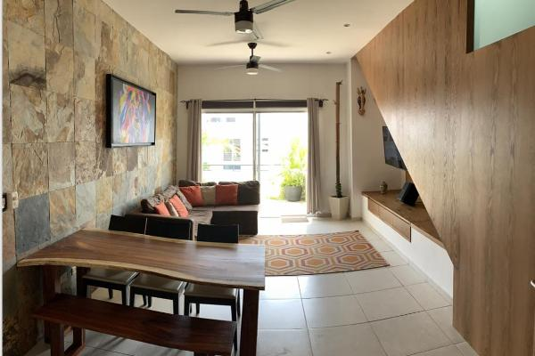 Foto de departamento en venta en  , nuevo centro urbano, solidaridad, quintana roo, 8101823 No. 02