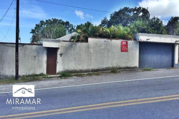 Foto de terreno industrial en venta en nuevo león 283, lindavista, pueblo viejo, veracruz de ignacio de la llave, 0 No. 01