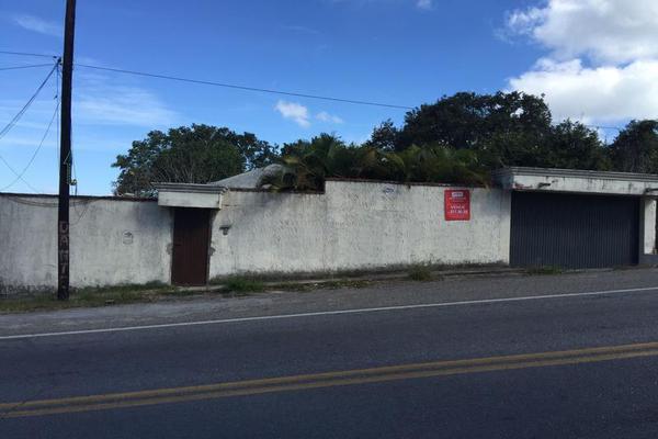 Foto de terreno industrial en venta en nuevo león 283, lindavista, pueblo viejo, veracruz de ignacio de la llave, 0 No. 03