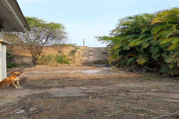 Foto de terreno industrial en venta en nuevo león 283, lindavista, pueblo viejo, veracruz de ignacio de la llave, 0 No. 05