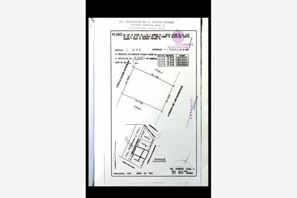 Foto de terreno habitacional en venta en  , nuevo majalca, chihuahua, chihuahua, 3709061 No. 01