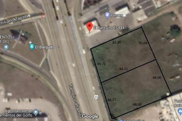 Foto de terreno habitacional en venta en  , nuevo tampico, altamira, tamaulipas, 7279243 No. 01