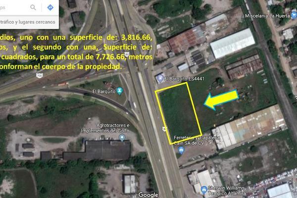 Foto de terreno habitacional en venta en  , nuevo tampico, altamira, tamaulipas, 7279243 No. 06