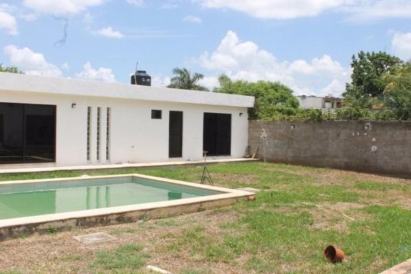 Foto de casa en venta en  , nuevo yucatán, mérida, yucatán, 3722438 No. 04