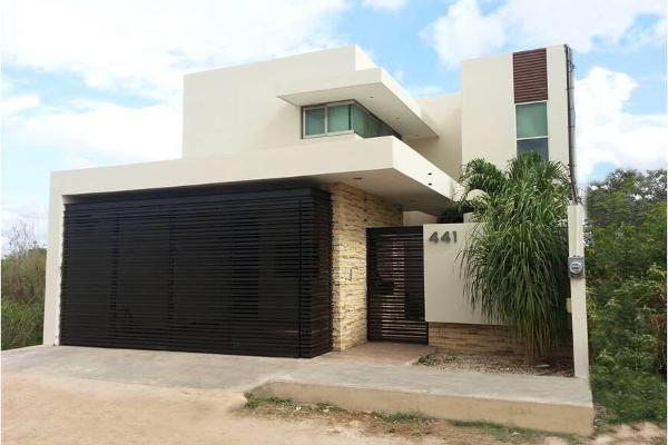 Foto de casa en venta en  , nuevo yucatán, mérida, yucatán, 4631775 No. 01
