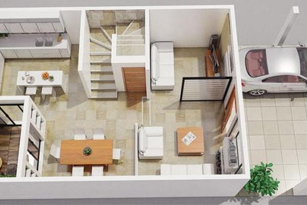 Foto de casa en venta en numero definida 10, momoxpan, san pedro cholula, puebla, 8875453 No. 07
