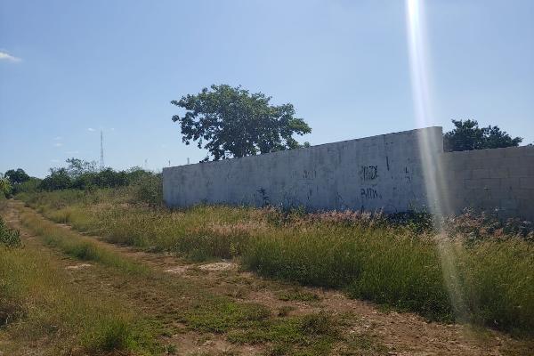Foto de terreno industrial en venta en dzitya , dzitya, mérida, yucatán, 6149953 No. 02