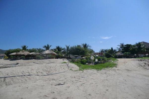 Foto de terreno comercial en venta en o oo, chacahua, villa de tututepec de melchor ocampo, oaxaca, 10084070 No. 13