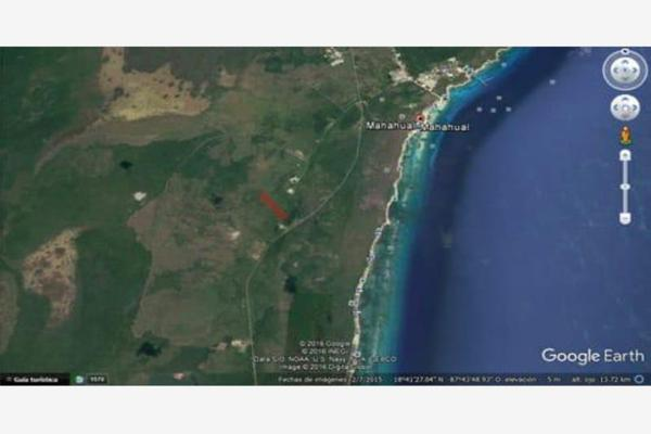 Foto de terreno habitacional en venta en o oo, mahahual, othón p. blanco, quintana roo, 9916352 No. 01
