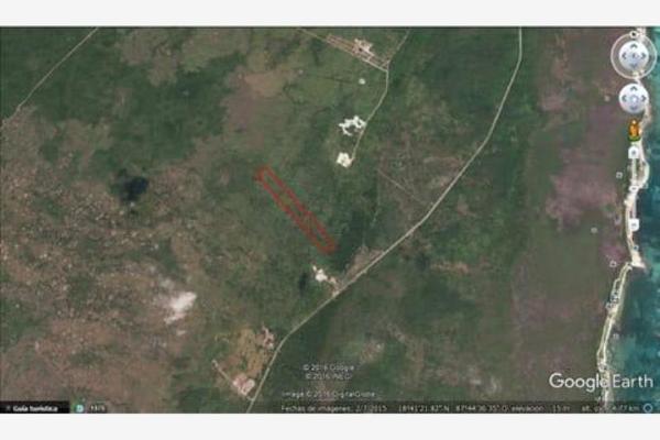 Foto de terreno habitacional en venta en o oo, mahahual, othón p. blanco, quintana roo, 9969628 No. 03
