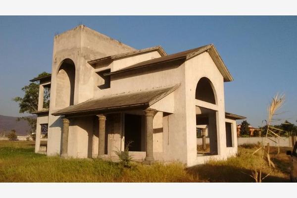 Foto de casa en venta en  , oacalco, yautepec, morelos, 3569696 No. 01