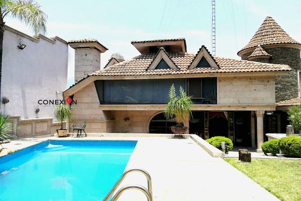Foto de casa en renta en  , obispado, monterrey, nuevo león, 8105796 No. 01