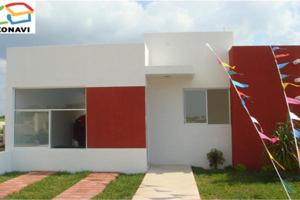 Foto de casa en venta en  , obrera, mérida, yucatán, 0 No. 01