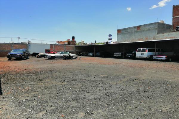 Foto de terreno comercial en venta en  , obrera, morelia, michoacán de ocampo, 14461018 No. 01