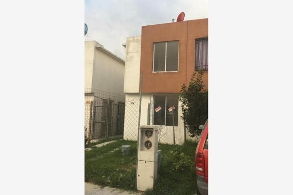 Foto de casa en venta en obsidiana 0, la esmeralda, zumpango, méxico, 6142406 No. 01
