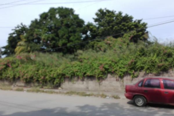 Foto de terreno habitacional en venta en calle ocampo , emilio carranza, ciudad madero, tamaulipas, 5901929 No. 02
