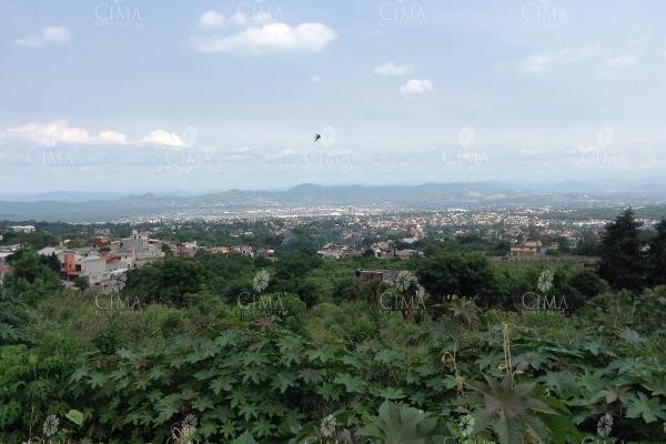 Foto de terreno habitacional en venta en  , ocotepec, cuernavaca, morelos, 5689466 No. 03