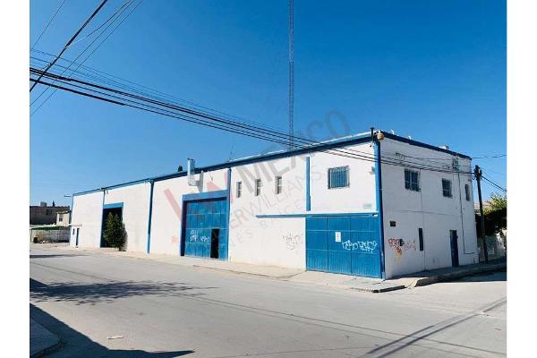 Foto de nave industrial en venta en octava 901, primero de mayo, juárez, chihuahua, 13311537 No. 01
