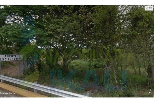 Foto de terreno habitacional en venta en  , ojite, tuxpan, veracruz de ignacio de la llave, 9269094 No. 08