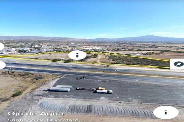 Foto de terreno industrial en venta en ojo de agua , santa rosa de jauregui, querétaro, querétaro, 10103100 No. 01