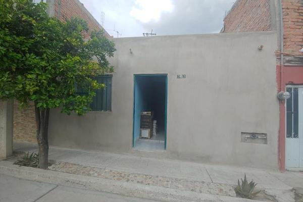 Foto de casa en venta en  , ojocaliente i, aguascalientes, aguascalientes, 10205348 No. 01