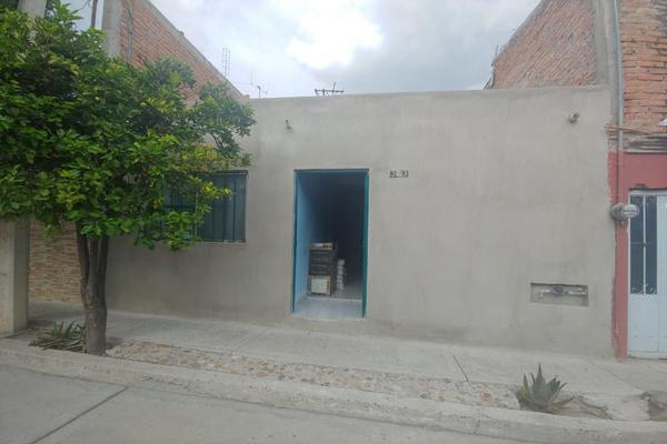 Foto de casa en venta en  , ojocaliente inegi ii, aguascalientes, aguascalientes, 10205348 No. 01