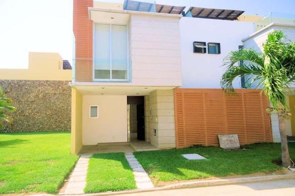 Foto de casa en venta en  , olinalá princess, acapulco de juárez, guerrero, 8103498 No. 01